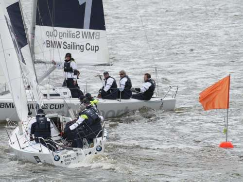 Regatta Sail Maneuver Sailing Boat Sailing Cup