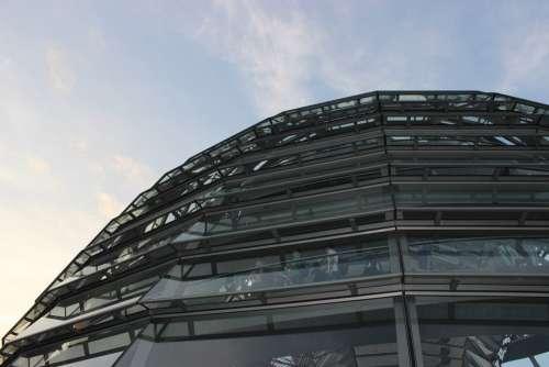 Reichstag Dome Berlin Glass Dome Architecture