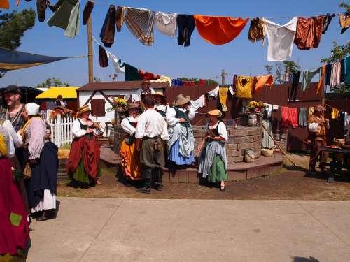 Renaissance Faire Renaissance Fair Woman