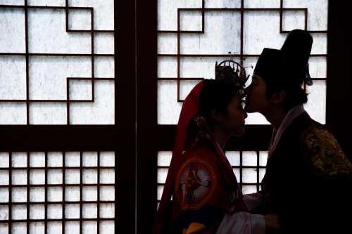 Republic Of Korea Pyebaek Traditional