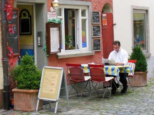 Restaurant Gastronomy Lindau Inn Autumn Guest