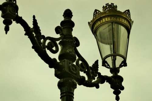Reverberatory Light Candelabra Lighting