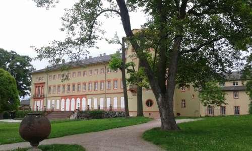 Rheinhessen Wonnegau Herrnsheim Park Castle