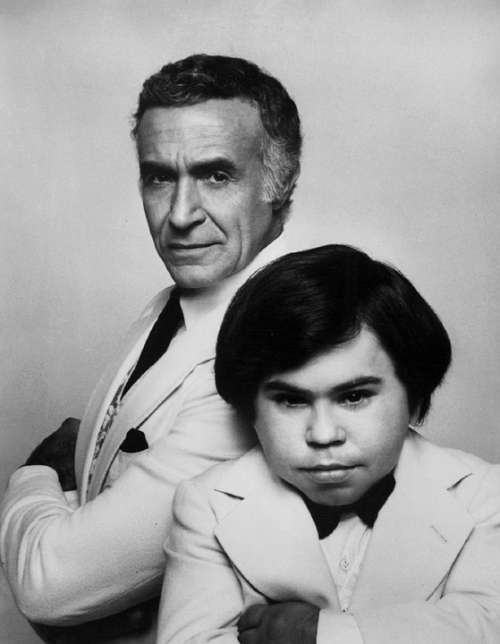 Ricardo Montalban Herve Villechaize Actors Film