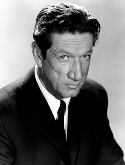 Richard Boone Actor Television Motion Pictures