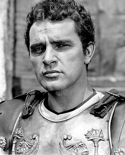 Richard Burton Actor Shakespearean Stage Movies