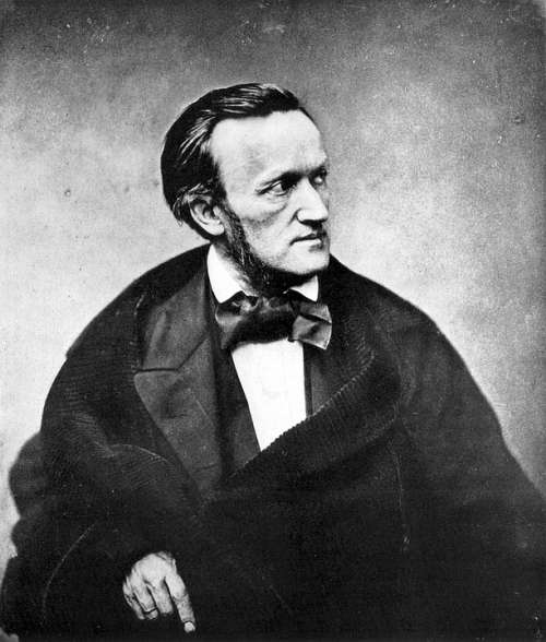 Richard Wagner Composer Playwright Philosopher Poet