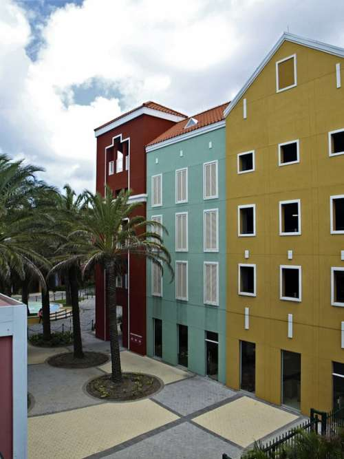 Rif Fort Willemstad Curacao Capital