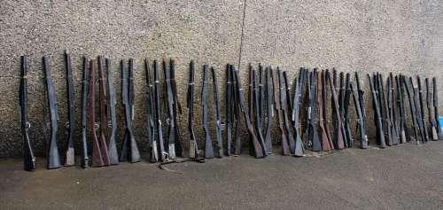 Riffles Wooden Riffles Gun Long Gun Cadet Gun