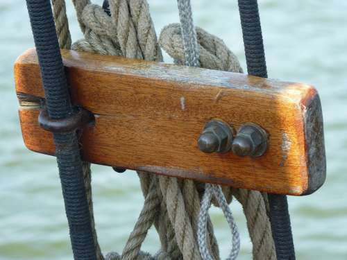 Rigging Sailing Vessel Dew Sail Sailing Boat
