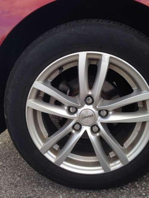 Rim Car Mechanic Vehicle Wheel Auto Tire Drive