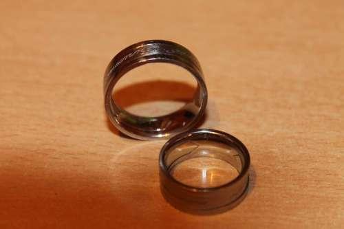 Rings Wedding Rings Wedding Ring Ring Two Together
