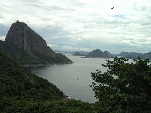 Rio De Janeiro Brazil Tourist Attraction
