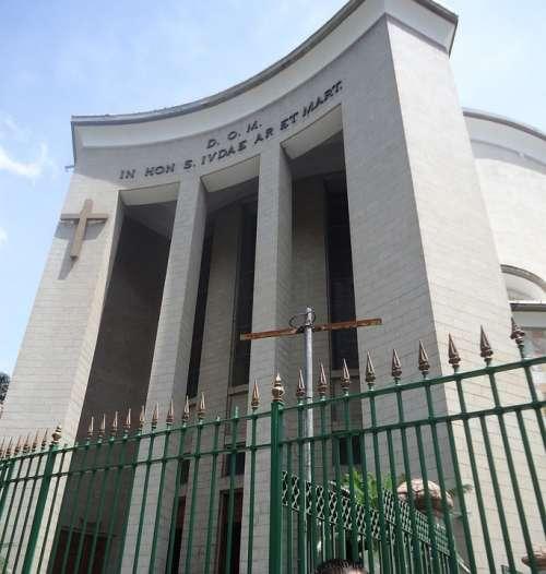 Rio De Janeiro City Church