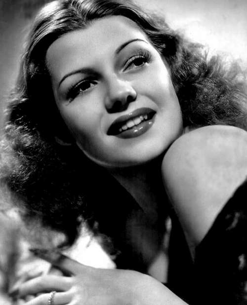 Rita Hayworth Actress Dancer Movies Classics