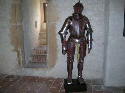 Ritterruestung Middle Ages Armor Historically