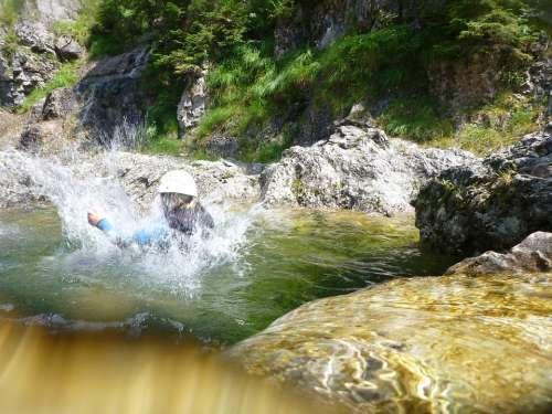 River Gorge Neoprene White Water