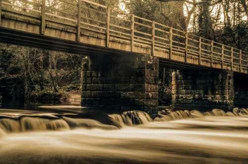 River Water Nidd Knaresborough Element Gift