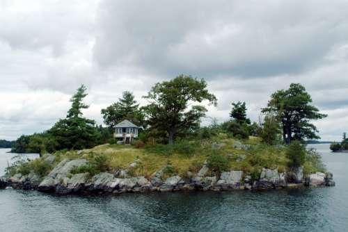 River San Lorenzo Canada