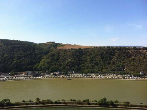 River Loreley Rhine Shipping