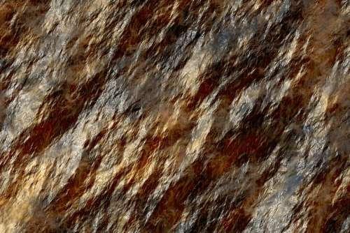 Rock Stone Wet Moist Granite