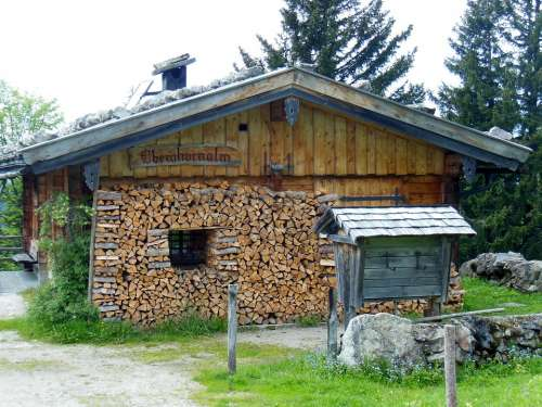 Roßfeld Berchtesgaden Bavaria Mountains Toll Road