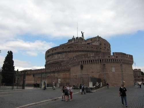 Rome Italy Building Architecture Romans