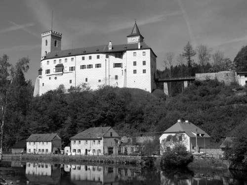 Rosenberg Castle Heritage South Bohemia