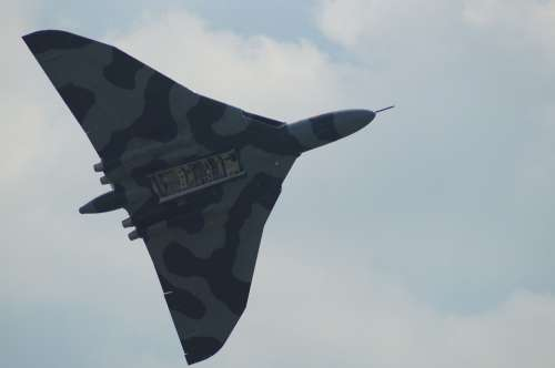 Royal Air Force Raf Waddington Avrovulcan