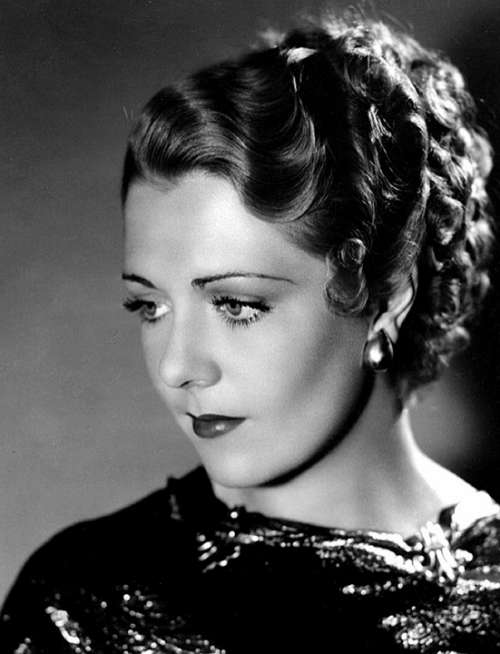 Ruby Keeler Actress Vintage Movies Motion Pictures