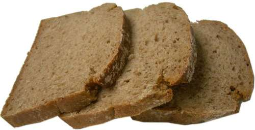 Rye Bread Bread Dark Bread Baked Goods Dessert Eat