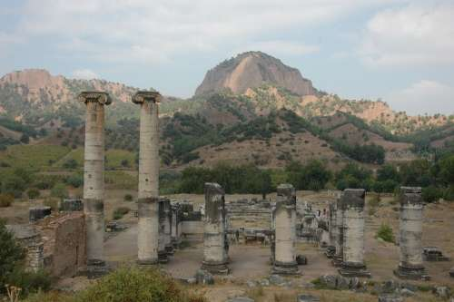 Sade Asia Minor Turkey