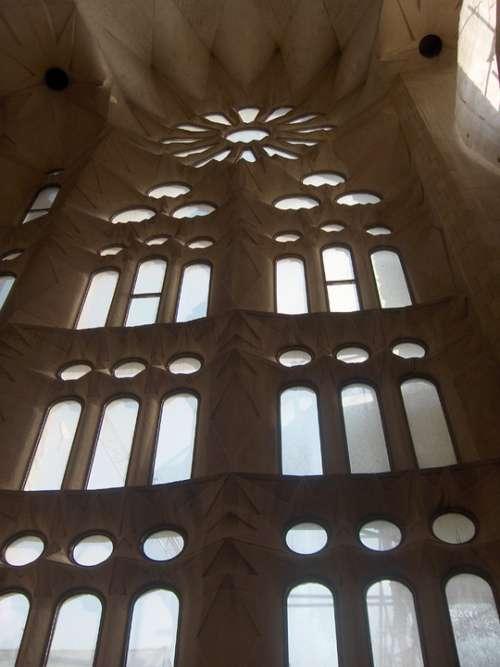 Sagrada Família Gaudí Barcelona Building Spain