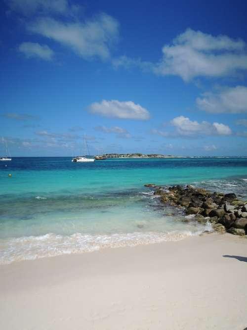 Saint Maarten Dutch Antilles Water Holiday