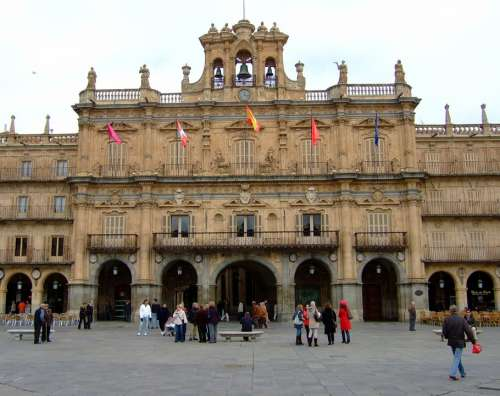 Salamanca Spain Architecture Plaza Wholesale