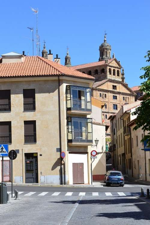 Salamanca Spain Architecture