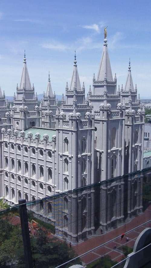 Salt Lake City Salt Lake City Temple