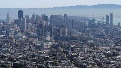 San Francisco Cityscape California