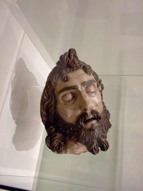 San Juan Bautista Seville Museum Fine Arts