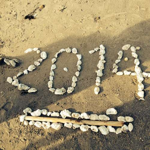 Sand Year 2014 Shell