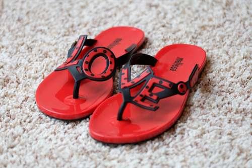 Sandals Flip Flops Footwear Beach Wear Beach Shoes