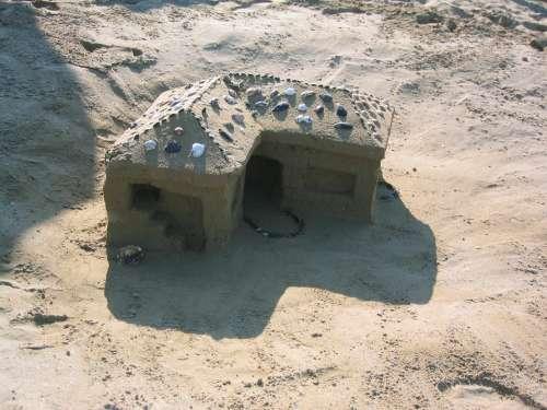 Sandhaus Beach Sand