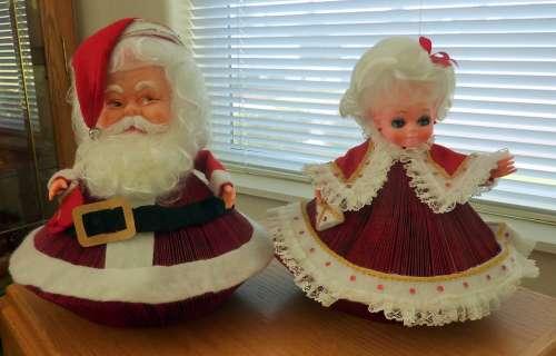 Santa Claus Holidays Red Nicholas Red Cap