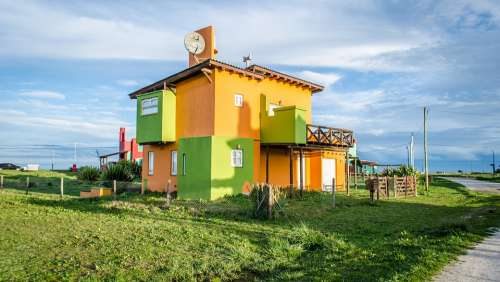 Santa Clara Del Mar Houses Architecture District