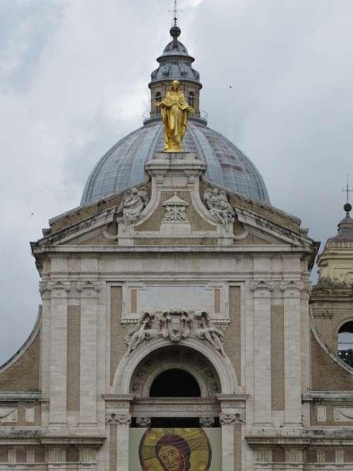 Santa Maria Degli Angeli Basilica Church