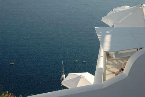 Santorini Greece Greek Islands