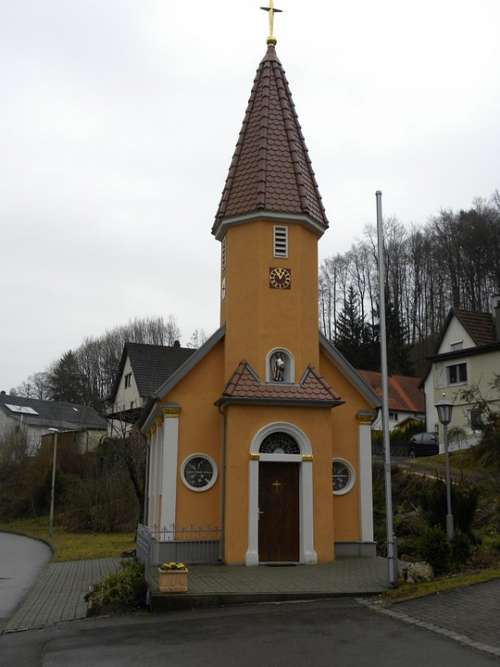 Schmiechen Chapel Church House Of Prayer