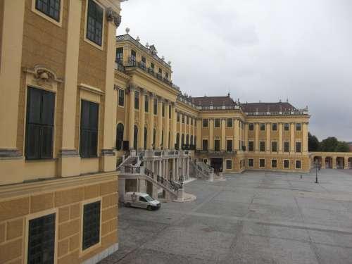 Schönbrunn Vienna Austria Castle Europe
