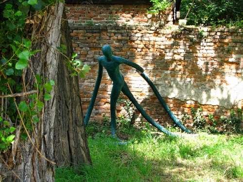 Sculpture Art Street Art Court Figures Still Life