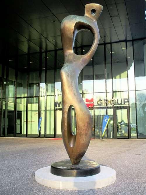Sculpture Bronze Input Range Art Figure Symbol